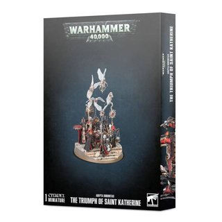 Warhammer 40.000 - Adepta Sororitas - The Triumph of...