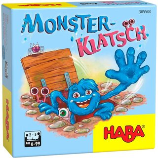 Monster-Klatsch