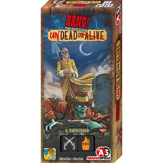 BANG! - The Dice Game - Undead or Alive (Erweiterung)