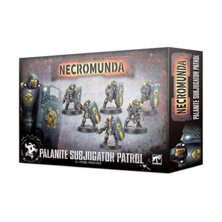 Necromunda - Palanite Subjucator Patrol