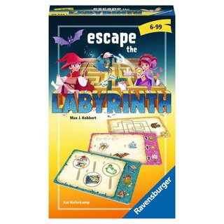 Escape das Labyrinth