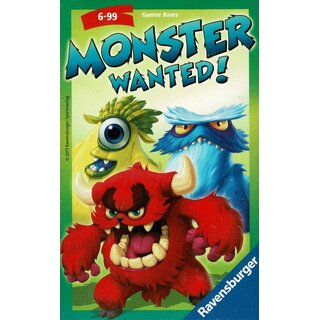 Monster Wanted! (Mitbringspiel)