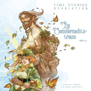 TIME Stories Revolution - Ein Sommernachtstraum