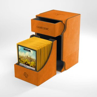 Watchtower Convertible - 100 (Orange)