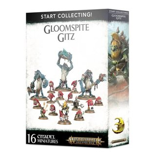 Age of Sigmar - Gloomspite Gitz (Start Collecting)