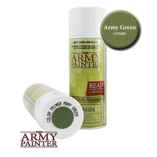 Colour Primer - Army Green