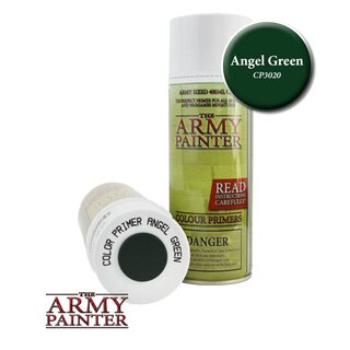 Colour Primer - Angel Green