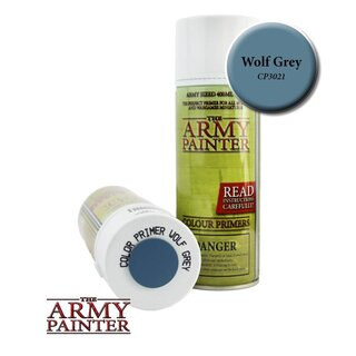 Colour Primer - Wolf Grey