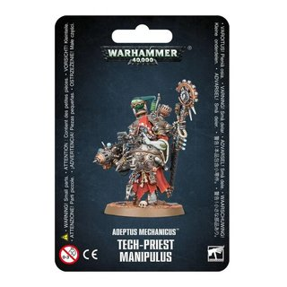 Warhammer 40.000 - Adeptus Mechanicus - Tech-Priest...