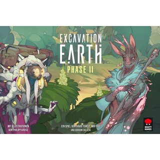 Excavation Earth - Phase II (Erweiterung)