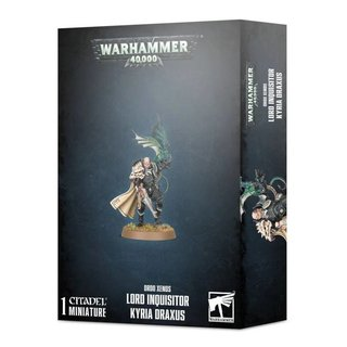 Warhammer 40.000 - Ordo Xenos - Lord Inquisitor Kyria Draxus