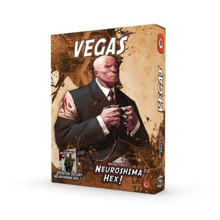 Neuroshima Hex 3.0 - Vegas (Expansion) (engl.)