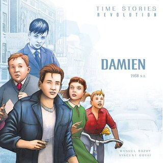 TIME Stories Revolution - Damien
