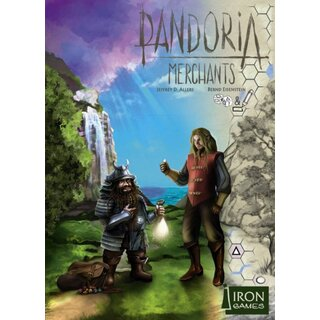 Pandoria - Merchants