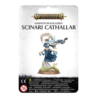 Age of Sigmar - Lumineth Realm-lords - Scinari Cathallar