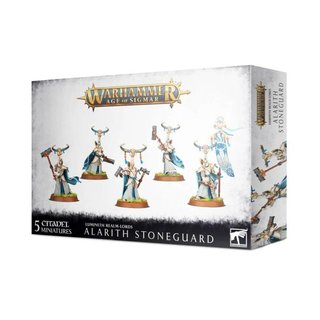 Age of Sigmar - Lumineth Realm-lords - Alarith Stoneguard