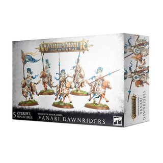 Age of Sigmar - Lumineth Realm-lords - Vanari Dawnriders