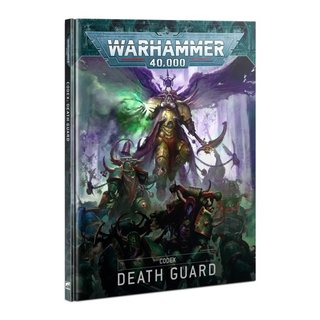 Warhammer 40.000 - Death Guard (Codex) (HC)