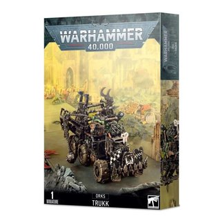 Warhammer 40.000 - Orks - Pikk-Up