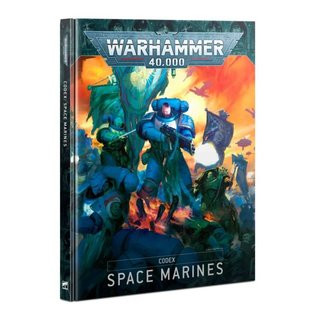 Warhammer 40.000 - Space Marines (Codex) (HC)