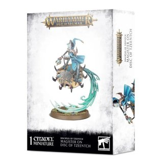 Age of Sigmar - Disciples of Tzeentch - Magister on Disc