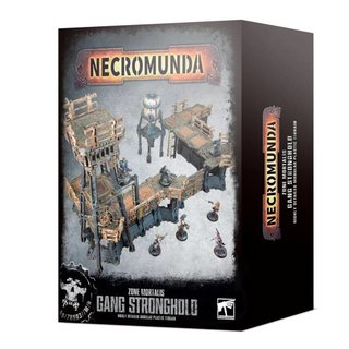 Necromunda - Zone Mortalis - Gang Stronghold
