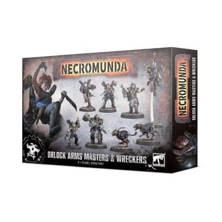 Necromunda - Orlock Arms Masters and Wreckers
