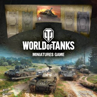 World of Tanks - Miniature Game (engl.)