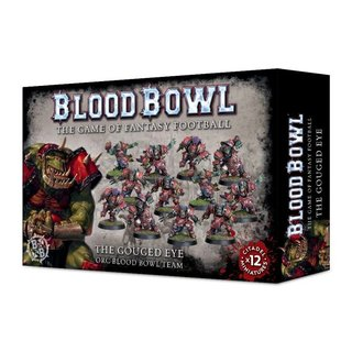 Blood Bowl - Orc - The Gouged Eye