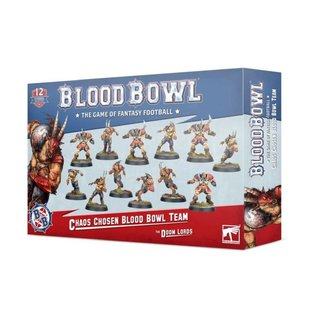 Blood Bowl - Chaos Chosen - The Doom Lords