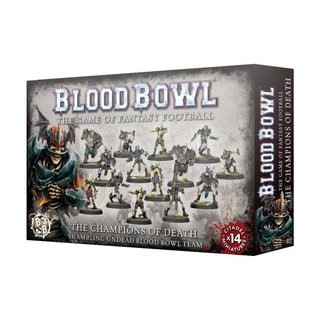Blood Bowl - Shambling Undead - The Champions of Death