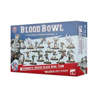 Blood Bowl - Necromantic Horror - The Wolfenburg...