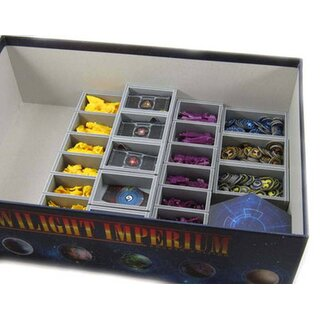Folded Space - Twilight Imperium (4. Edition)
