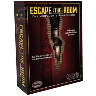 Escape the Room - Das verfluchte Puppenhaus