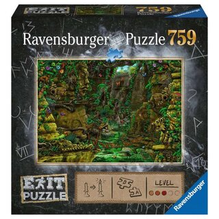 Exit Puzzle - Tempel in Angkor Wat (759 Teile)