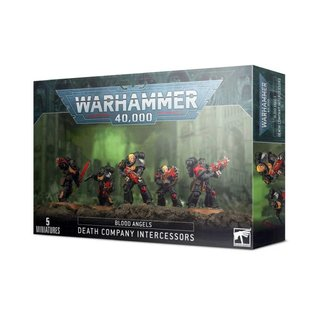 Warhammer 40.000 - Blood Angels - Death Company Intercessors