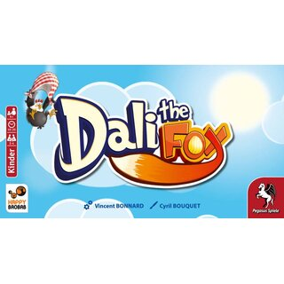 Dali the Fox