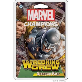 Marvel Champions LCG - The Wrecking Crew (Erweiterung)