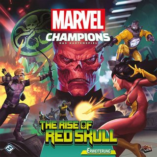 Marvel Champions LCG - The Rise of Red Skull (Erweiterung)