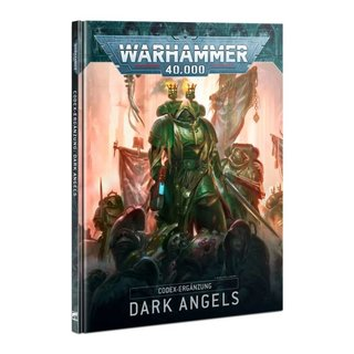 Warhammer 40.000 - Dark Angels (Codex - Ergänzung) (HC)