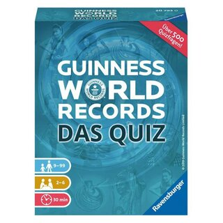 Guinness World Records - Das Quiz