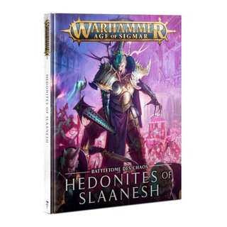 Age of Sigmar - Battletome - Hedonites of Slaanesh 2021 (SC)