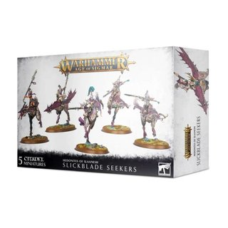 Age of Sigmar - Hedonites of Slaanesh - Slickblade Seekers