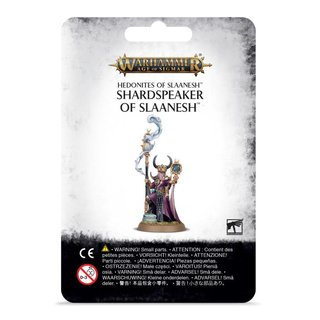 Age of Sigmar - Hedonites of Slaanesh - Shardspeaker of...