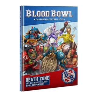 Blood Bowl - Death Zone (HC)