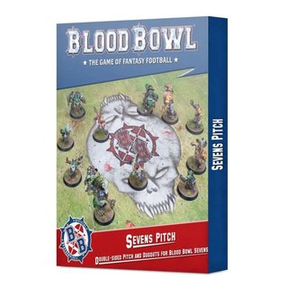 Blood Bowl - Sevens Pitch (engl.)