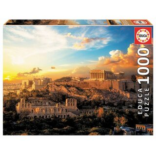 Akropolis in Athen (1.000 Teile)