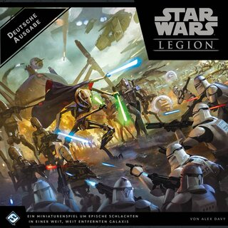 Star Wars - Legion (Clone Wars) (Miniaturenspiel)