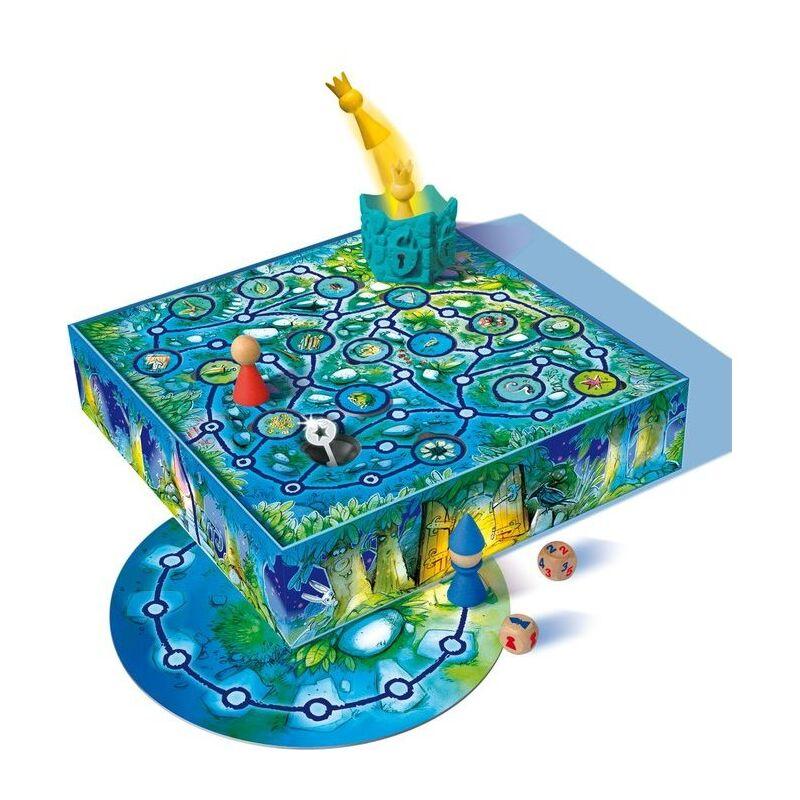 Spiel Der Verzauberte Turm