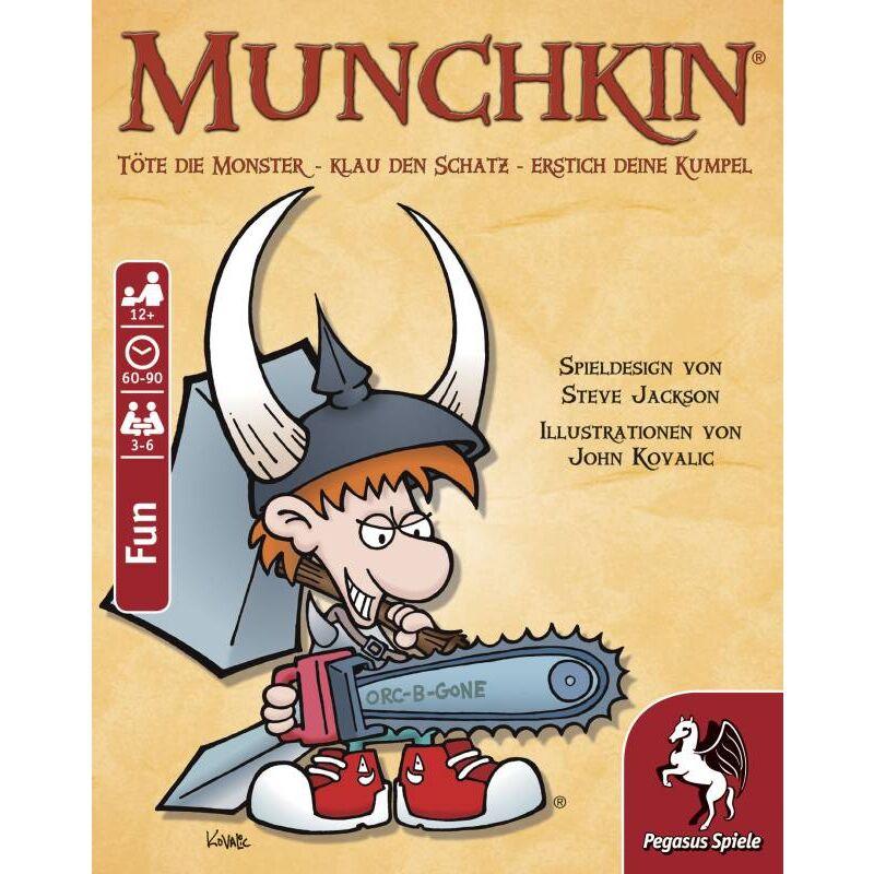 Tolle Munchkin Handbuch Galerie - Elektrische Schaltplan-Ideen ...